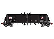 Athearn Genesis G40184 HO - GATC 20,000-Gallon GS Tank - QLF/GATX #41536