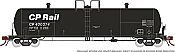 Rapido 135011-D HO Scale - Procor GP20 20K Gal Tank Car: CP Rail - Company Service - Single Car #400379