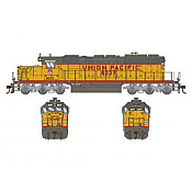 Athearn RTR 72105 HO Scale - SD40-2 - w/DCC & Sound - Union Pacific #8040