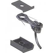 Kadee 158 - HO Whisker Scale Metal Couplers w/Gearboxes - Medium (9/32in) Centerset Shank (2pair)