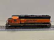 Athearn Genesis HO G65775 BNSF Railway   GP38-2 No.2079 DCC/Tsunami2 sound