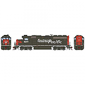 Athearn Genesis G65055 - HO GP40-2 Diesel - DCC Ready - SP #7677