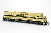 Bowser 24710 - HO ALCo Century C628 - DCC/Sound - Demo #628-4