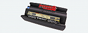 ESU LLC. 41010 - HO & N scale Premium Foam Train Service Tray - Magnetic Storage Recess