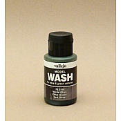 Vallejo 76.519 Model Wash for Olive Green Vehicles