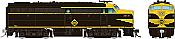 Rapido 37014 - HO Alco FA-1 - DCC Ready - Erie #728