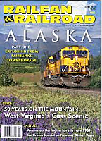 Railfan & Railroad Magazine June 2013