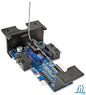 Walthers Layout Control System -- Switch Machine (Horizontal Mount)