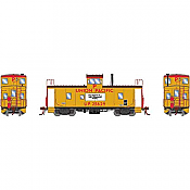 Athearn Genesis G78556 - HO CA-9 ICC Caboose w/Lights DCC Ready - Union Pacific #25629
