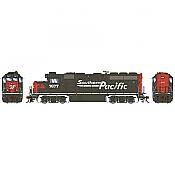 Athearn Genesis G65155 - HO GP40-2 Diesel - w/DCC & Sound - SP #7677