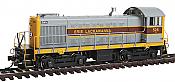 Bachmann 63212 HO Diesel Alco S-4  w/Sound & DCC - Erie Lackawanna #528