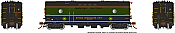 Rapido Trains 107310-1 HO Steam Heater Car Canadian National - 1954 Scheme No.15455