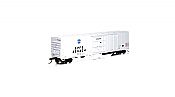 Athearn 72870 - HO RTR 57ft Mechanical Reefer - SPFE #456424
