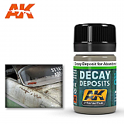 AK Interactive 675 Decay Deposit for Abandoned Vehicles Enamel Paint 35ml
