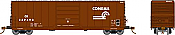 Rapido 139005-F HO Scale - Evans X72A Box car: Conrail w/ Small Logo - Single Car #229472
