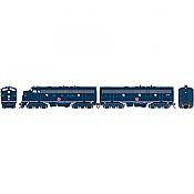 Athearn Genesis 19364 - HO F7A/F7B EMD - DCC Ready - MP/T&P/Freight #909/#871B
