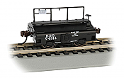 Bachmann 74401 HO  - Scale Test Weight Car - Ready to Run - Baltimore & Ohio #X-4914 (black)