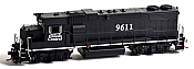 Athearn G65457 HO GP38-2 Phase 1 -  Illinois Central  #9611 DCC & Sound