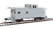 Walthers Mainline 8750 - HO International Wide-Vision Caboose - Undecorated