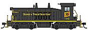 Walthers Mainline 20655 - HO EMD SW7 - DCC & Sound - Detroit & Toledo Shore Line #116