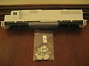 Rail Power Products HO #502 EMD SD60 Shell