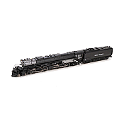 Athearn Genesis 88406 - HO 4-8-8-4 Big Boy - DCC/Sound - UP Excursion #4014 - Pre-order