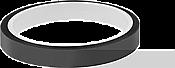 McMaster Carr 733 - Masking Tape for Electronics - Acrylic Adhesive