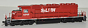 Bowser 24510 HO GMD SD40-2 ESU LokSound & DCC - St L& H (St Lawrence and Hudson) #5593