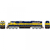 Athearn Genesis G64917 HO Scale - SD70MAC Diesel, w/ DCC & Sound - ARR #4012