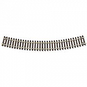 Atlas Model Railroad 512 HO Code 83 Snap Track - 18 Inches Radius Curve