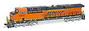 InterMountain 49743S-05 ES44AC DCC LokSound BNSF New Image No.6773
