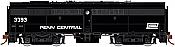 Rapido 22546 HO - DC/DCC/Sound - Alco FB-2 Penn Central (ex-NH) #3393 - Pre-order