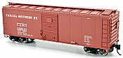 Bowser 42468 HO 40Ft Steel Side Box Car (Blt 5-18) -Ready to Roll- Canada Southern #138135