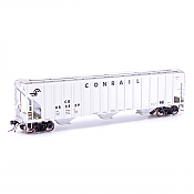 Intermountain 472245-06 HO Scale - 4785 PS2-CD Covered Hopper - Late - Conrail Grey Med Logo #889825