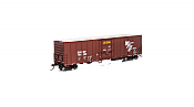 Athearn 72876 - HO RTR 57ft Mechanical Reefer - BNSF Brown #799209