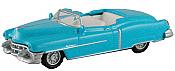 Schuco SCH-452617601 HO - 1953 Cadillac Eldorado Convertible - Assembled