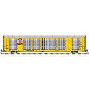 Atlas 20006196- HO Gunderson Multi-Max Auto Rack Union Pacific  (Building America) No. 697387