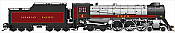 Rapido Trains 600003 HO Scale Canadian Pacific Royal Hudson CPR #2829 Classes H1c - DC Silent  Pre-Order Coming in 2017
