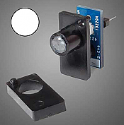 Walthers 157 HO, N, Z, S, O - Walthers Layout Control System - Single Color LED Fascia Indicator (White)