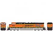 Athearn G83180 - HO Scale ES44AC DC/DCC/Sound Diesel - BNSF w/ PTC #5923