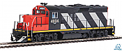 Walthers Mainline 20414 - HO EMD GP9 Phase 2 w/Chopped Nose - DCC/Sound - Canadian National #4024
