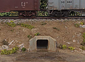 Walthers Cornerstone 4558 - HO Concrete Culverts - Kit