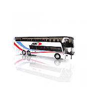 Iconic Replica 87-0179 - 1:87 Van Hool TDX Double Decker Bus - ABC / Van Hool