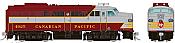 Rapido 37006 - HO Alco FA-1 - DCC Ready - Canadian Pacific (Block Scheme) #4010