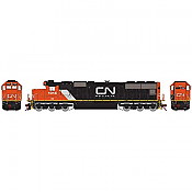 Athearn 70613 HO SD70 DCC & Sound Canadian National #1016