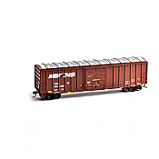 Athearn RND HO 14830- 50 ft ACF OP Box - NS #405529