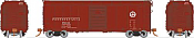 Rapido 123002-F HO Scale - PRR X31A Single-Door Boxcar: Circle Keystone - Single Car #70248