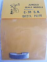 Juneco Scale Models C-30 CN Wraparound Pilot