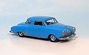 Sylvan Scale Models 127 HO Scale -1951 Studebaker Starlight Coupe Resin Cast Kit