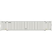 Atlas 20005954 HO 53ft CIMC Container Set, UPSU Set #2